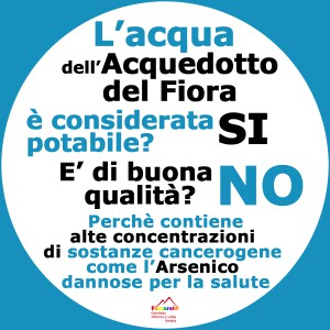 Acqua all'Arsenico